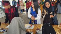 Audisi LIDA 2020 di Gedung Olah Seni Jambi, Minggu (29/9/2019) digelar Indosiar (Dok Indosiar)