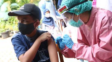 Imunisasi bagi Siswa Sekolah Dasar