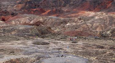 Situs Pemakaman Kuno Raksasa di Kenya