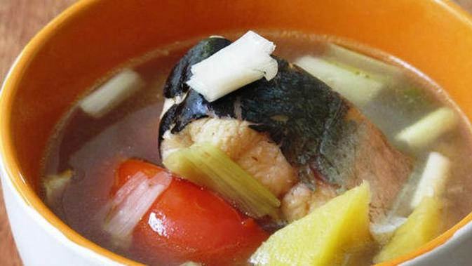 Sup Ikan Mangga Lifestyle Fimela Com