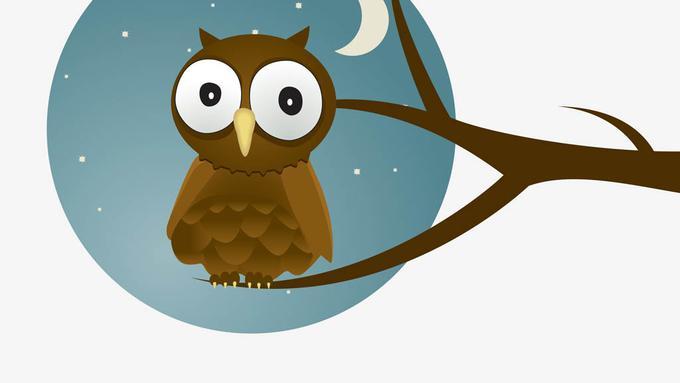 Unduh 73  Gambar Burung Hantu Anak Tk  Terbaru Free