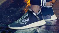 Adidas meluncurkan empat sneakers terbaru dalam seri NMD pada 6 April 2017.