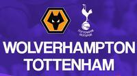 Premier League - Wolverhampton Vs Tottenham Hotspur (Bola.com/Adreanus Titus)
