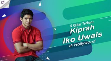 5 Kabar Terbaru Kiprah Iko Uwais di Hollywood.  (Digital Imaging: Nurman Abdul Hakim/Bintang.com)