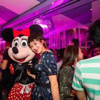 Simak keseruan pesta Tahun Baru bertema Disneyland di Da Maria, Bali
