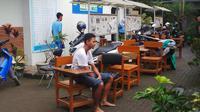Imbas dari banjir Bandung telah membuat kegiatan sekolah di SMAN 9 menjadi terhenti sementara.