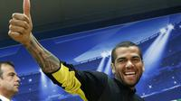 Dani Alves (Reuters)