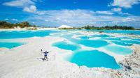 Danau Kaolin, Belitung. (budisuryanugraha/Instagram)