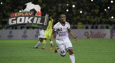 Replay Gokil kali ini menyajikan gol fantastis I Gede Sukadana yang dicetak dalam laga TSC 2016 melawan Persegres Gresik United.