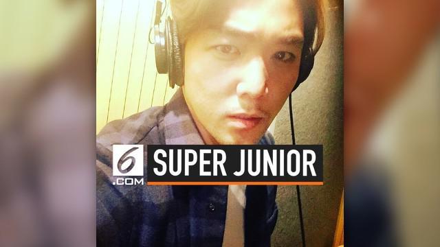 Kangin mengumumkan berita mengejutkan bahwa ia keluar dari Super Junior. Ia mengunggah pengumuman ini lewat Instagram pribadinya.