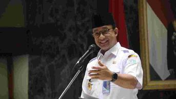 Anies Baswedan Ajak Warga Jakarta Perangi Emisi Karbon