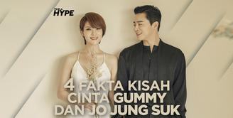 4 Fakta Kisah Cinta Gummy dan Jo Jung Suk