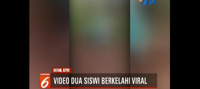 Menurut Kepala Sekolah SMPN 2 Tanjung Pinang Hariyana Safitri, peristiwa itu terjadi pada 25 Agustus lalu setelah pulang sekolah.
