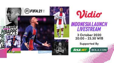 Launching FIFA 21