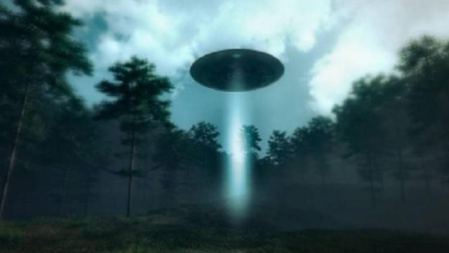 Ilustrasi UFO (iStock)
