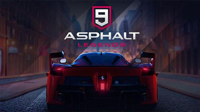 Asphalt 9: Legends. (Doc: Gameloft)