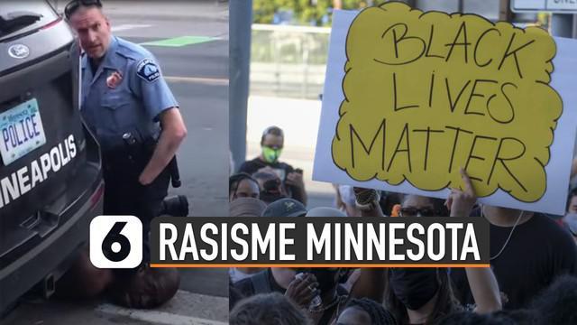 Setelah beberapa waktu lalu terjadi permasalahan tentang oknum polisi dengan kematian George Floyd. Aksi protes terus dilakukan oleh warga Minnesota hingga berlanjut dengan kerusuhan bahkan penjarahan.