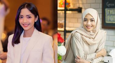 6 Potret Ririn Dwi Ariyanti Tampil Anggun dalam Balutan Hijab, Tuai Pujian
