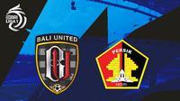 BRI Liga 1 - Bali United Vs Persik Kediri (Bola.com/Adreanus Titus)