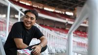 Slank feat Dipha Barus Syuting video klip ASEAN GAMES 2018 (Adrian Putra/bintang.com)