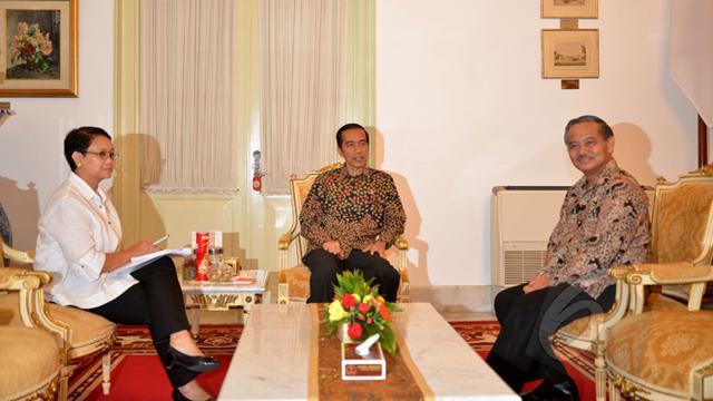 Pasca-Ditarik Pulang, Dubes RI Untuk Brasil Temui Presiden Jokowi