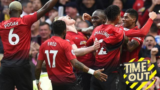 Berita video Time Out yang membahas empat pemain Manchester United yang berpotensi hengkang pada bursa transfer musim panas nanti.