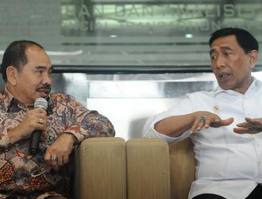 Kepala PPATK Lakukan Pertemuan dengan Sejumlah Menteri