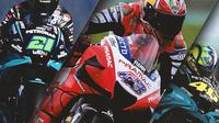 MotoGP - 3 Pembalap yang Terpuruk Seri 1 dan Wajib Bangkit di MotoGP Doha (Bola.com/Adreanus Titus)