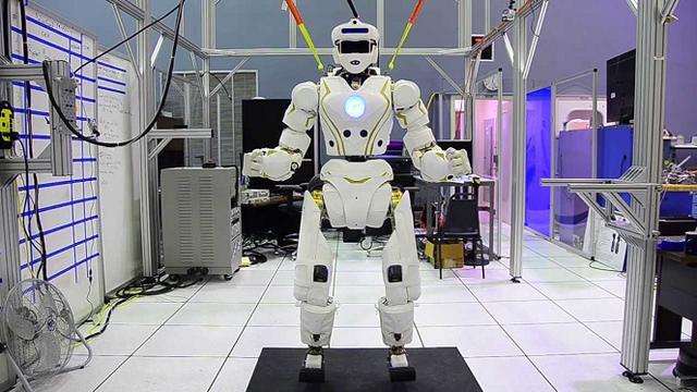 Valkyrie, Robot Astronot NASA yang Bisa Menari Gemulai