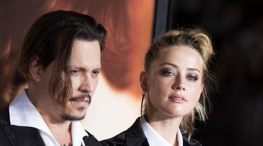 Amber Heard Akui Lakukan Penyerangan Fisik Kepada Johnny Depp News Entertainment Fimela Com