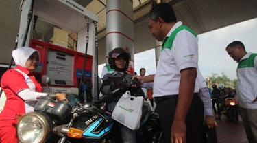 Peningkatan konsumsi BBM non subsidi sudah mulai terasa saat peluncuran produk Pertalite di Samarinda sejak September 2015 lalu.
