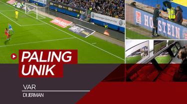 Berita video insiden yang melibatkan VAR (Video Assistant Referee) paling unik terjadi di Jerman, tepatnya di 2. Bundesliga (Divisi II).