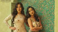 Chacha Frederica dan Jessica Iskandar [foto: instagram/chafrederica]