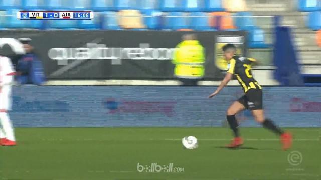 Vitesse sukses mengalahkan Ajax dengan skor 3-2 di laga Eredivisie yang mendebarkan. Tuan rumah membuka skor terlebih dahulu lewat...
