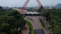 Manajemen memperpanjang penutupan sementara Taman Impian Jaya Ancol  (Dok. Taman Impian Jaya Ancol)