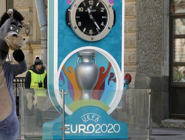 Piala Eropa 2020 Ditunda karena Pandemi Virus Corona