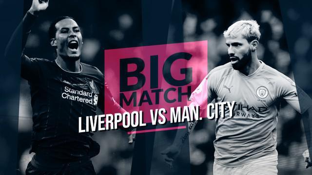 Berita Video Bigmatch Liverpool Vs Manchester City, Saatnya Aguero dkk Manfaatkan Rapuhnya Bek The Reds