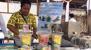 Solusi bagi Warga Papua Atasi Sugesti Nasi