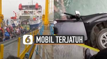 Beredar video sebuah mobil minibus Toyota Avanza terjatuh di Danau Toba. Lebih tepatnya kejadian itu terjadi di Pelabuhan Ambarita, Sumatera Utara.