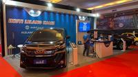 Pengunjung IIMS Hybrid 2021 Juga Bisa Ikut Lelang 2 Mobil Mewah (Ist)