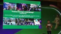 OVO, Grab, dan Tokopedia merilis hasil pengumpulan donasi dalam program donasi digital 'Patungan Untuk Berbagi'.