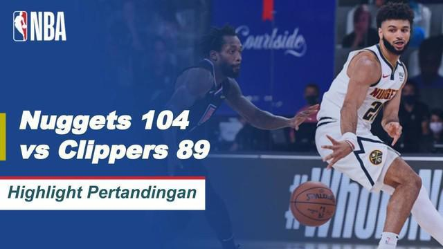 Berita Video NBA Highlights NBA, Denver Nuggets Taklukan Los Angeles Clippers dengan Comeback Fantastis!