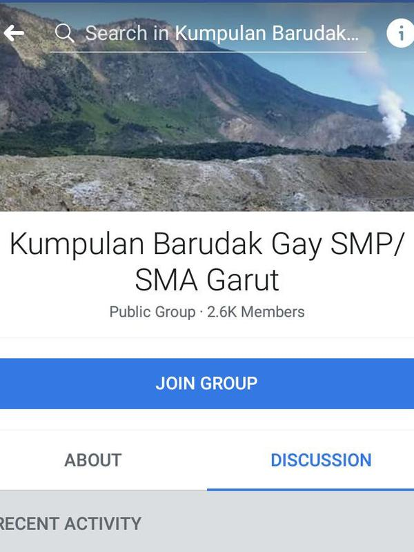 Akun facebook pelajar penyuksa sesama jenis di Garut (Liputan6.com/Jayadi Supriadin)#source%3Dgooglier%2Ecom#https%3A%2F%2Fgooglier%2Ecom%2Fpage%2F%2F10000
