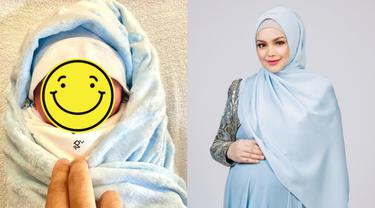 Siti Nurhaliza Lahirkan Anak Kedua di Usia ke-42 Tahun, Berjenis Kelamin Laki-laki