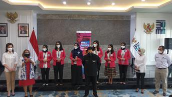 Bawa Perempuan Muda Finalis GirlsTakeOver, Erick Thohir Tekankan Pemimpin Harus Turun