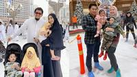 Artis Umumkan Kehamilan. (Sumber: Instagram.com/okisetianadewi dan Instagram.com/ninazatulini22)
