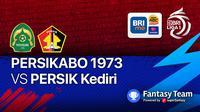 Tira Persikabo vs Persik Kediri Jumat, (17/9/2021)