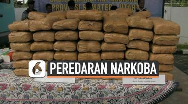Badan Narkotika Nasional Provinsi Sumatera Utara (BNNP-Sumut) berhasil menemukan gudang penyimpanan narkotika jenis ganja di Pematang Siantar. Hasilnya, petugas berhasil mengamankan sebanyak 143 kg ganja kering yang dikubur di dalam tanah.