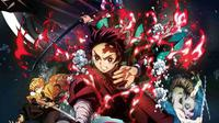 Anime Demon Slayer: Kimetsu no Yaiba. (Ufotable / comicbook.com)