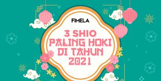 3 Shio Paling Hoki di Tahun 2021